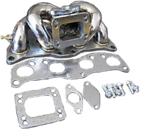 Коллектор Nissan SR20DET Top Mount